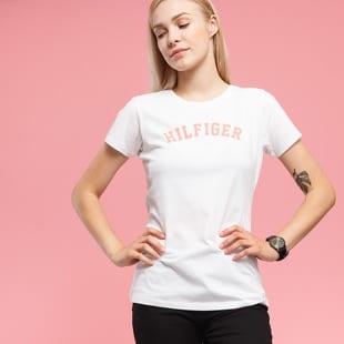 fabe90b3bee Dámské tričko Tommy Hilfiger SS Tee Print – Queens 💚