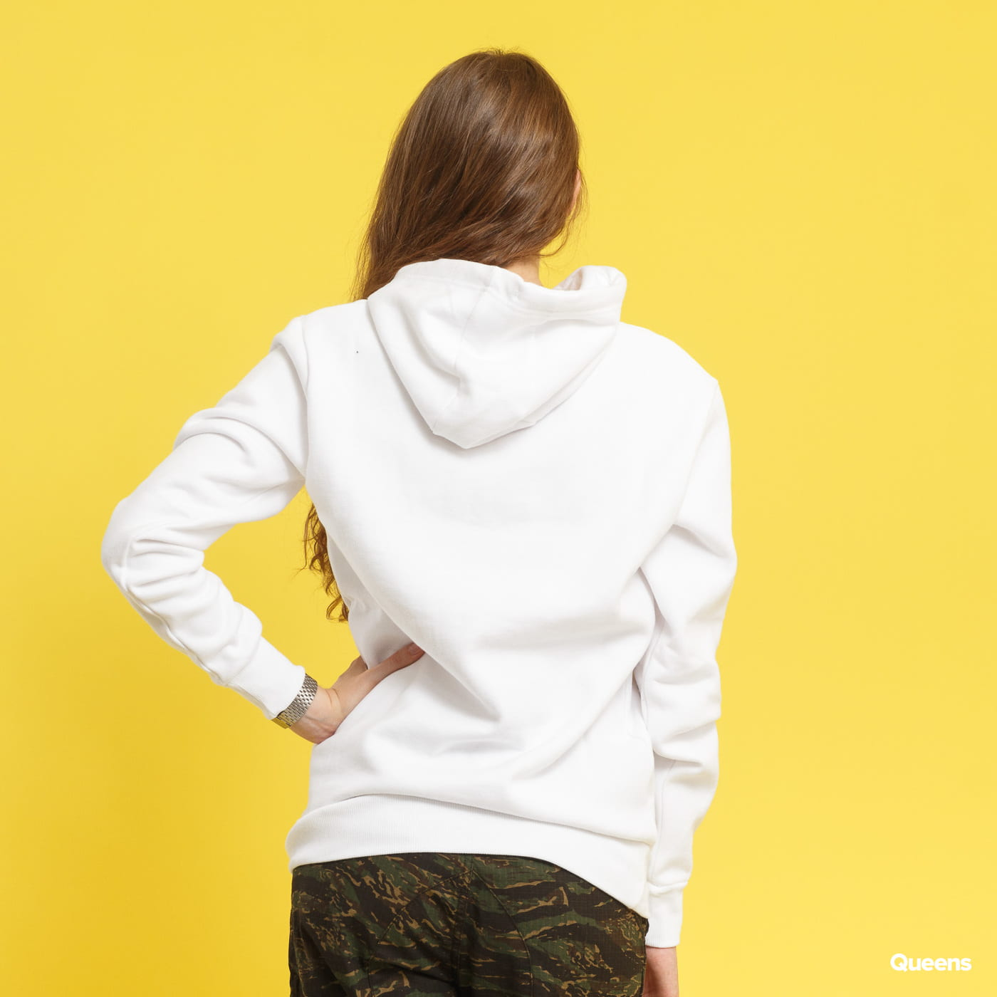 ellesse Torices OH Hoody white