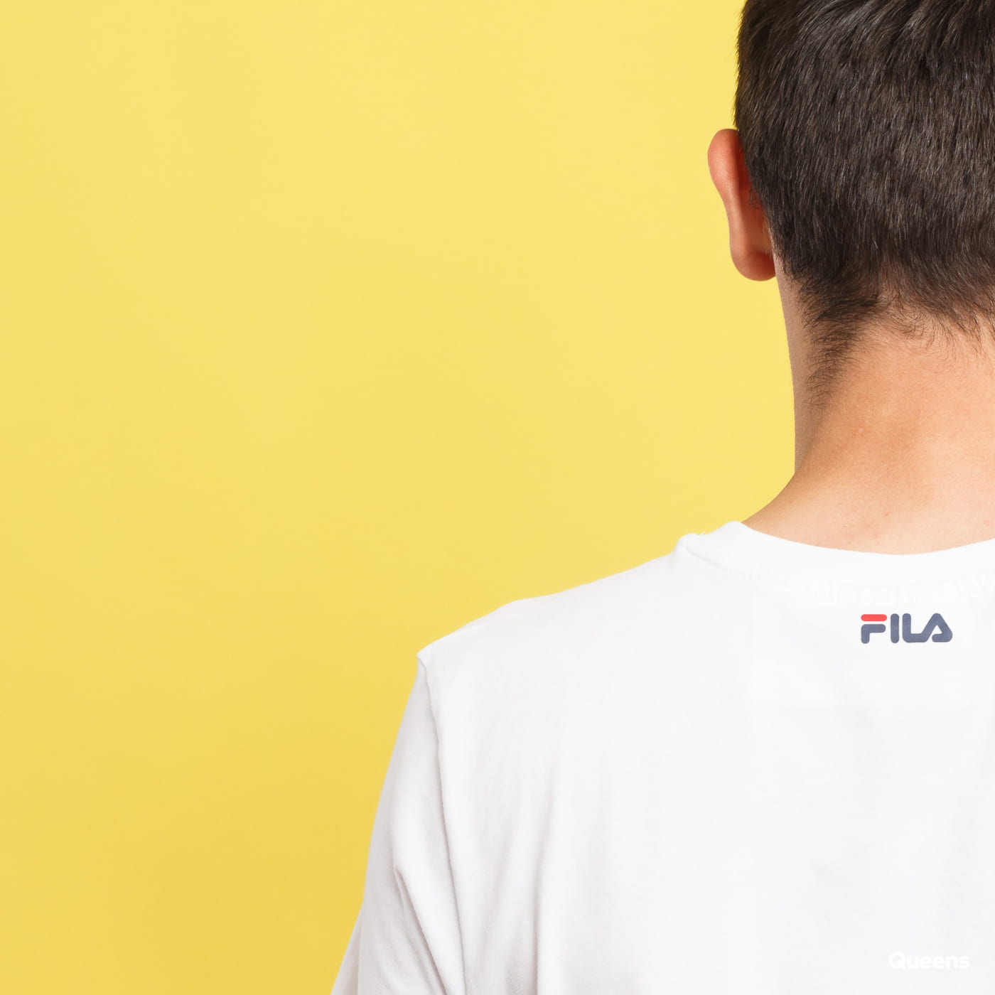 Fila Men Evan 2.0 Tee weiß