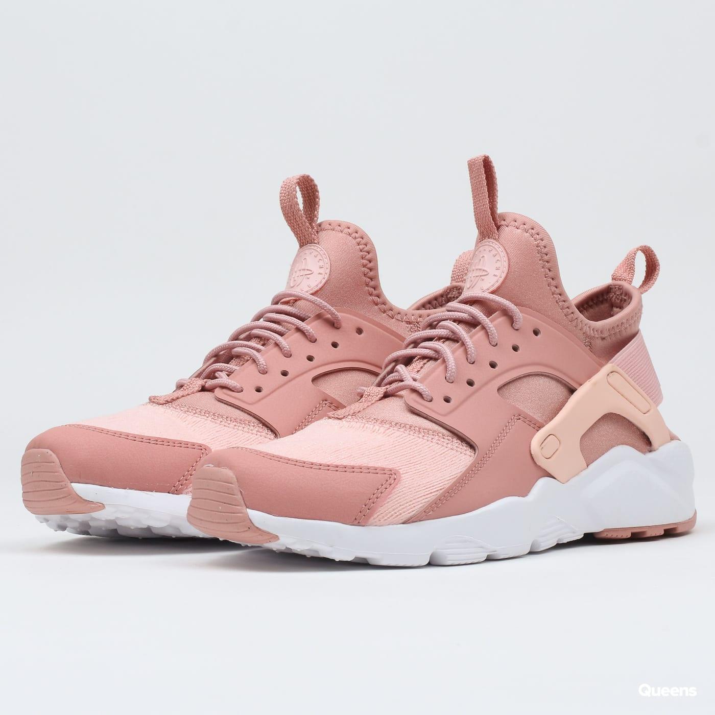 Nike Air Huarache Run Ultra SE (GS) rust pink / storm pink - white