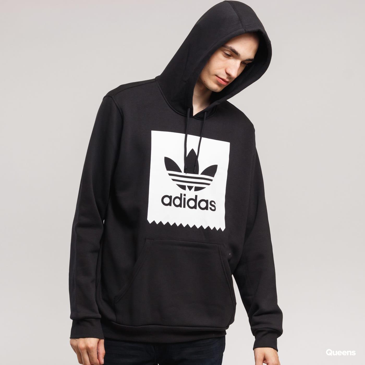 563dd7ce02b6d Sweatshirt   Hoodie adidas Originals Solid BB Hood (CW2358)– Queens 💚