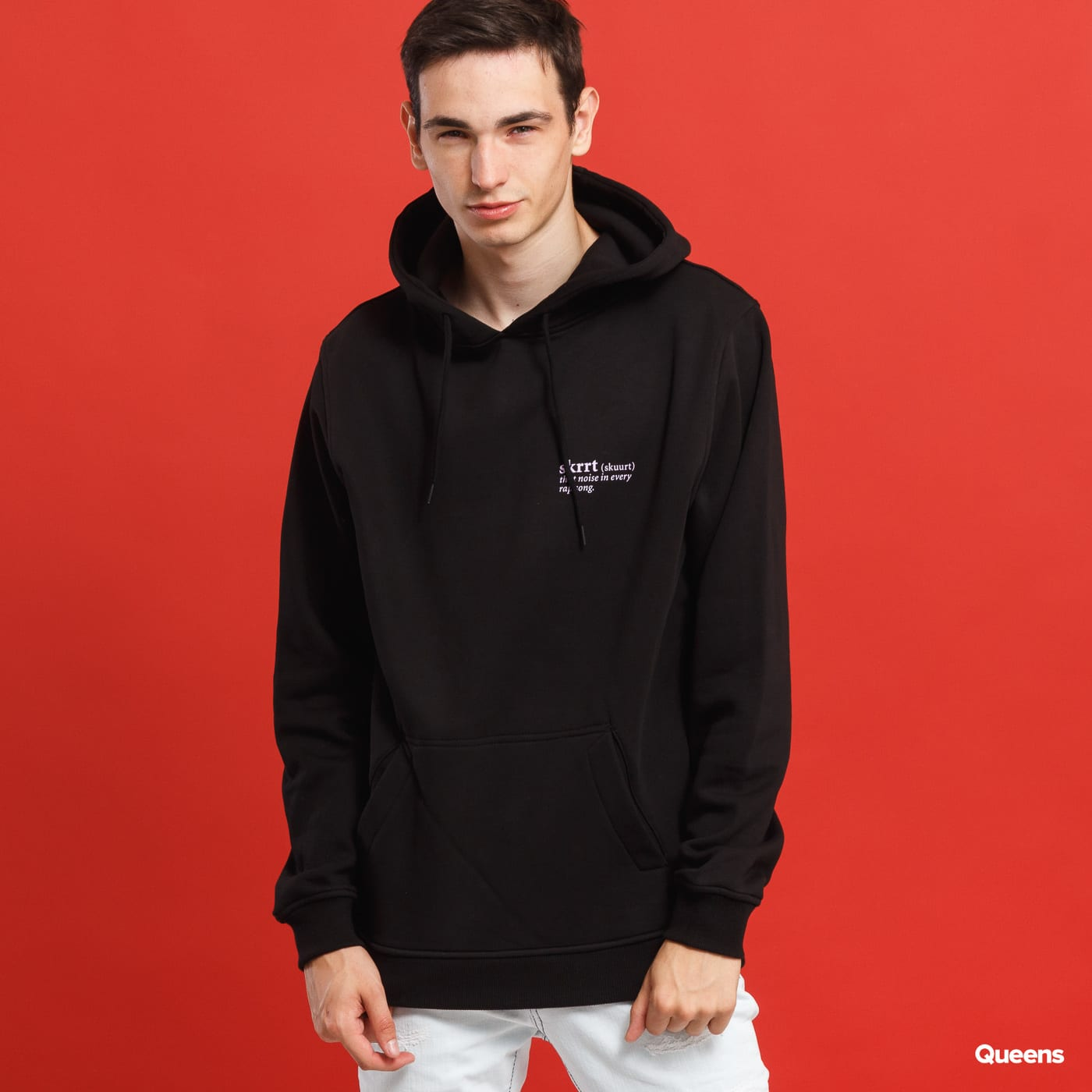 Urban Classics That Noise Hoody black