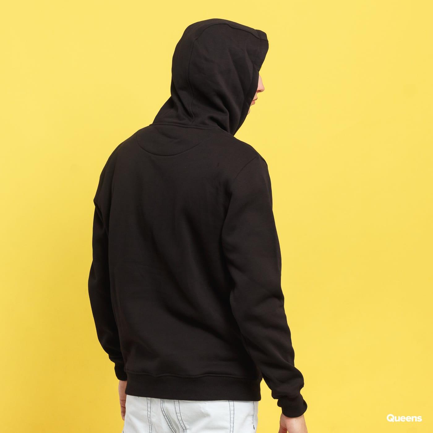 Urban Classics OFF Hoody čierna