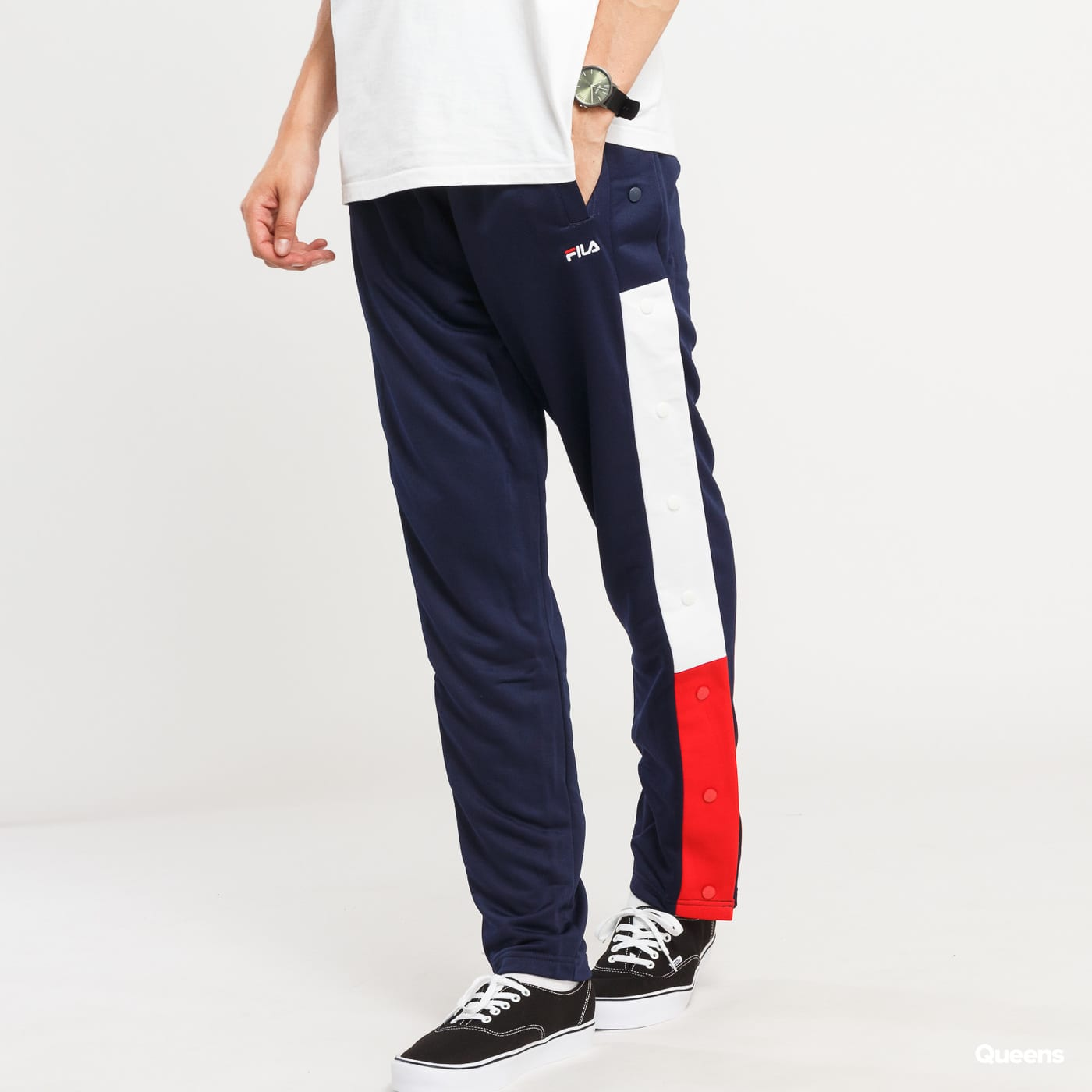 1a5addccd5729 Tepláky Fila Marcus Track Pants (682156 003) – Queens 💚