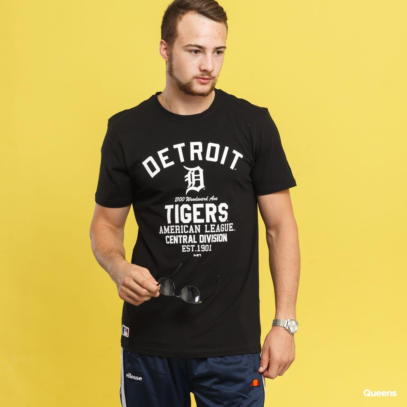 official photos 83f03 1cce7 New Era MLB Americana Tee Detroit Tigers black