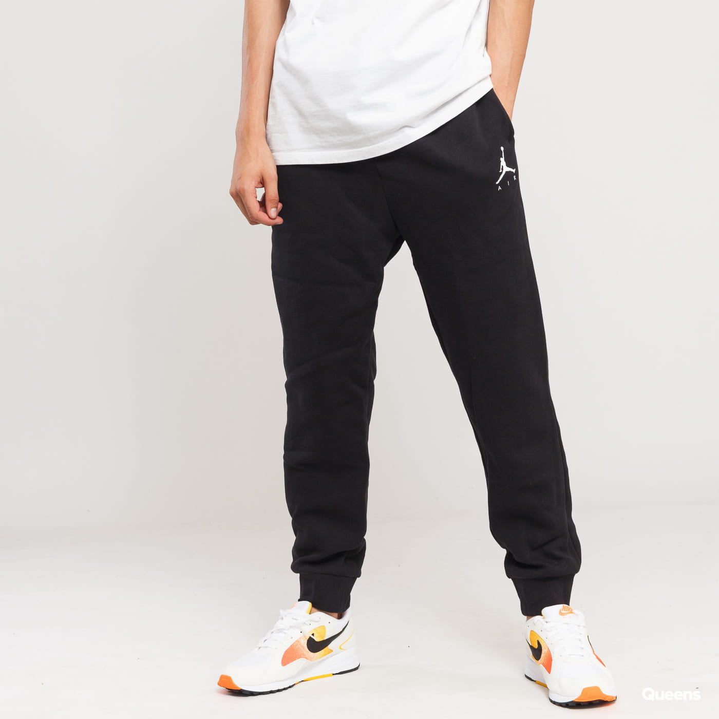 Jordan Jumpman Fleece Pant black