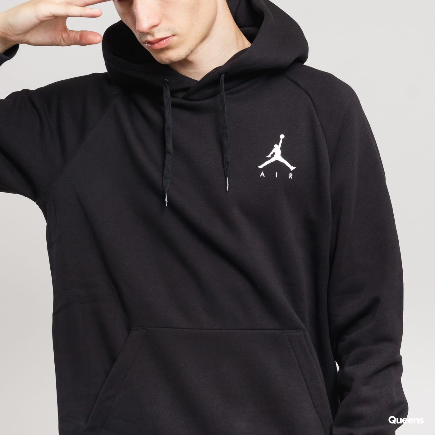 Jordan Jumpman Fleece PO black