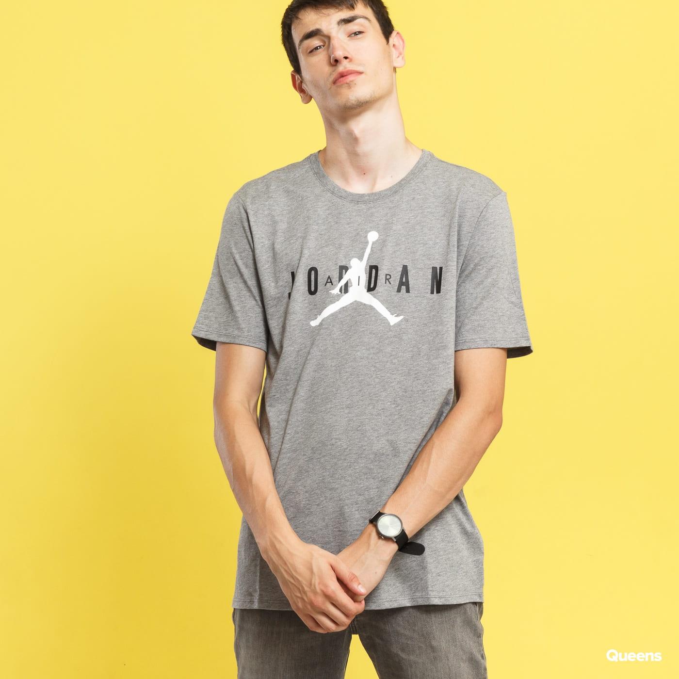 size 40 0f449 977ff Short Sleeve T-Shirts Jordan M JSW Tee Jordan Air GX (AA1907-091)– Queens 💚