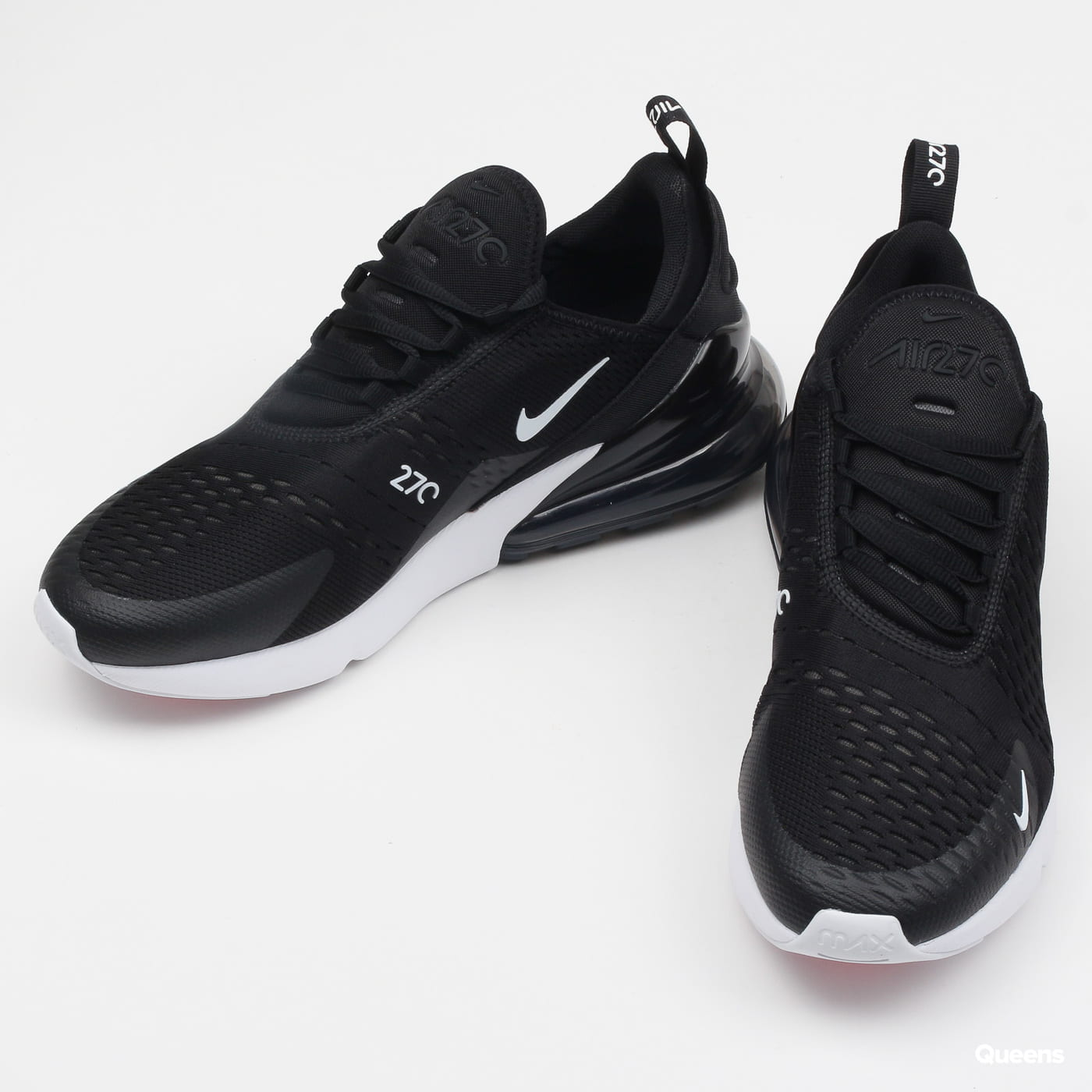 Nike Air Max 270 black / anthracite - white