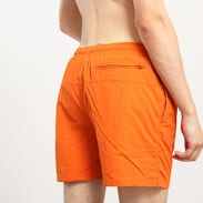 Urban Classics Block Swim Shorts oranžové
