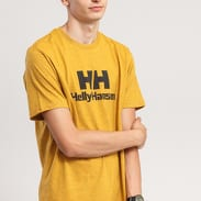 Helly Hansen Logo Tee melange žluté