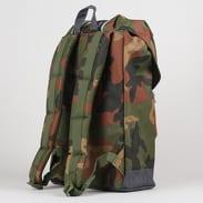 The Herschel Supply CO. Retreat Backpack camo zelený