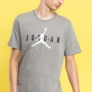 Jordan M JSW Tee Jordan Air GX melange šedé