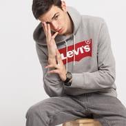 Levi's ® Graphic PO Hoodie melange gray