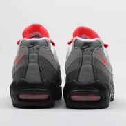 Nike Air Max 95 OG white / solar red - granite - dust