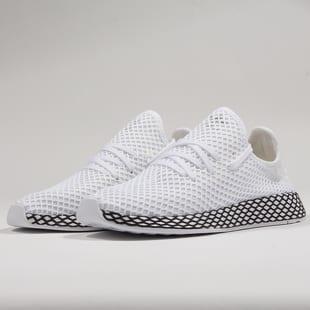 the latest 47864 6d092 adidas Originals Deerupt Runner ftwwht  ftwwht  cblack