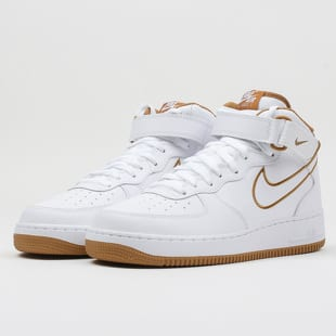 new images of save off aliexpress Nike Air Force 1 Mid '07 Leather white / muted bronze
