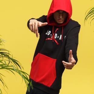 f11918318ced Sweatshirt   Hoodie Jordan Jumpman Air Fleece PO (AA1451-010)– Queens 💚