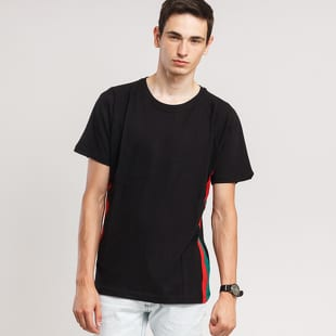 Urban Classics Raglan Side Stripe Tee