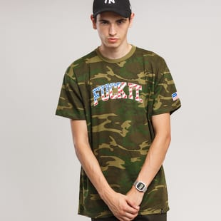 HUF F*ck It Flag Tee