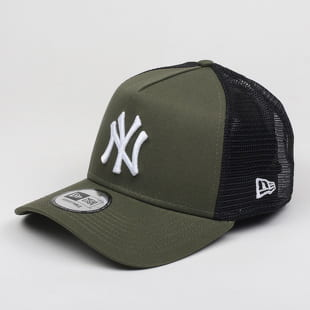 New Era League Essential Trucker NY