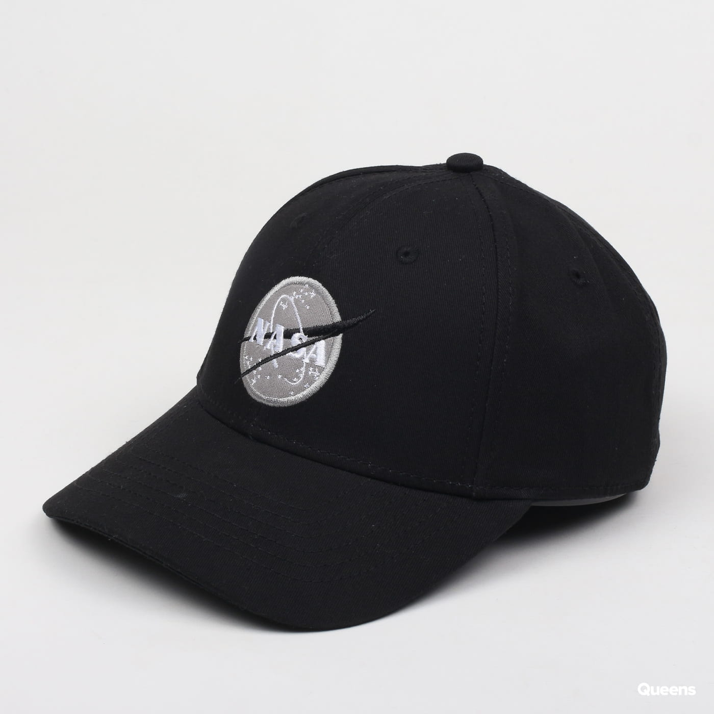 Alpha Industries NASA Cap čierna