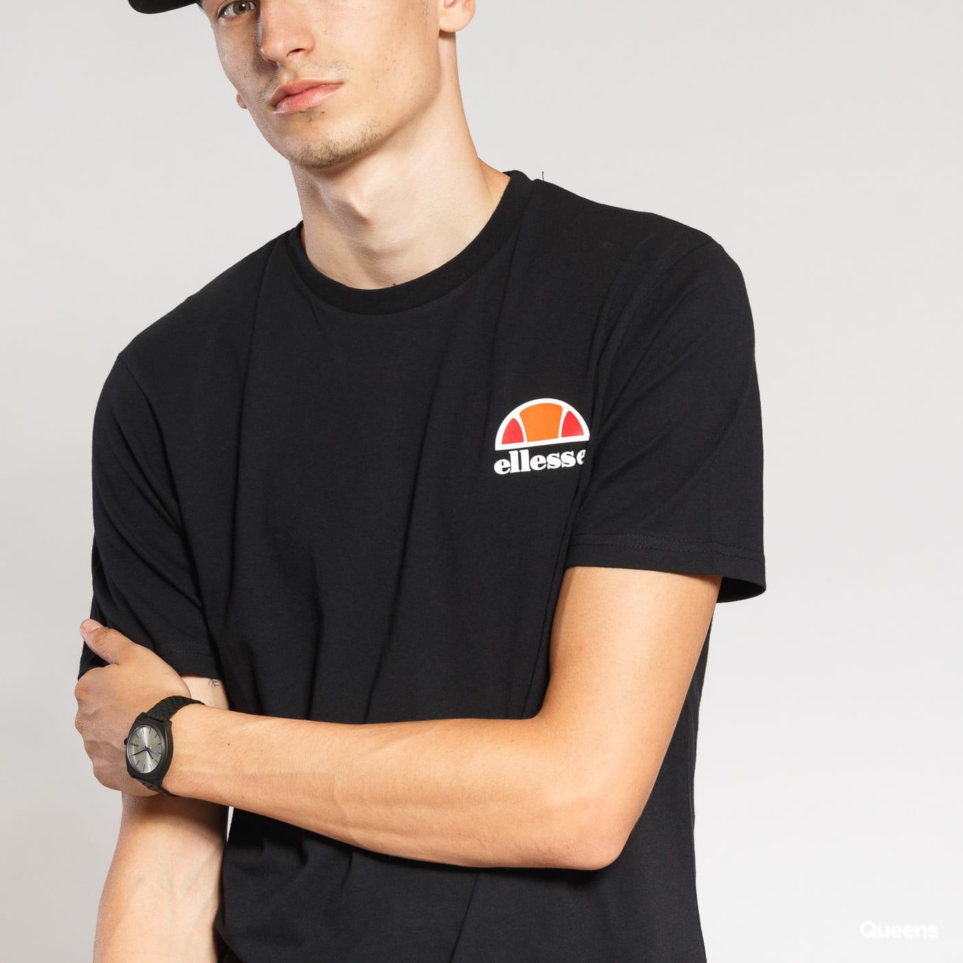 ellesse Canaletto T-shirt schwarz
