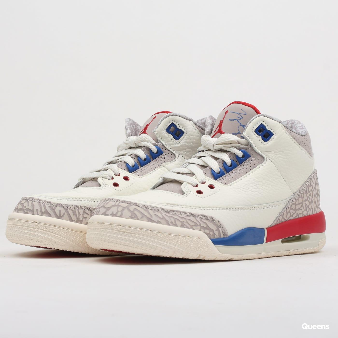 sale retailer bbe72 63020 Jordan Air Jordan 3 Retro BG (398614-140)– Queens 💚