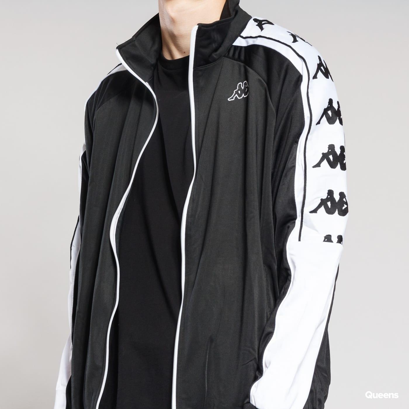 Kappa Banda 10 Ahran black / white