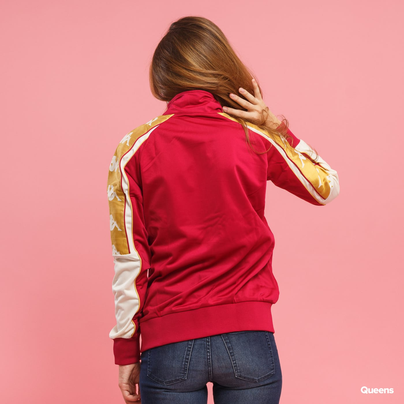 Kappa Banda 10 Anay tmavoružová / zlatá