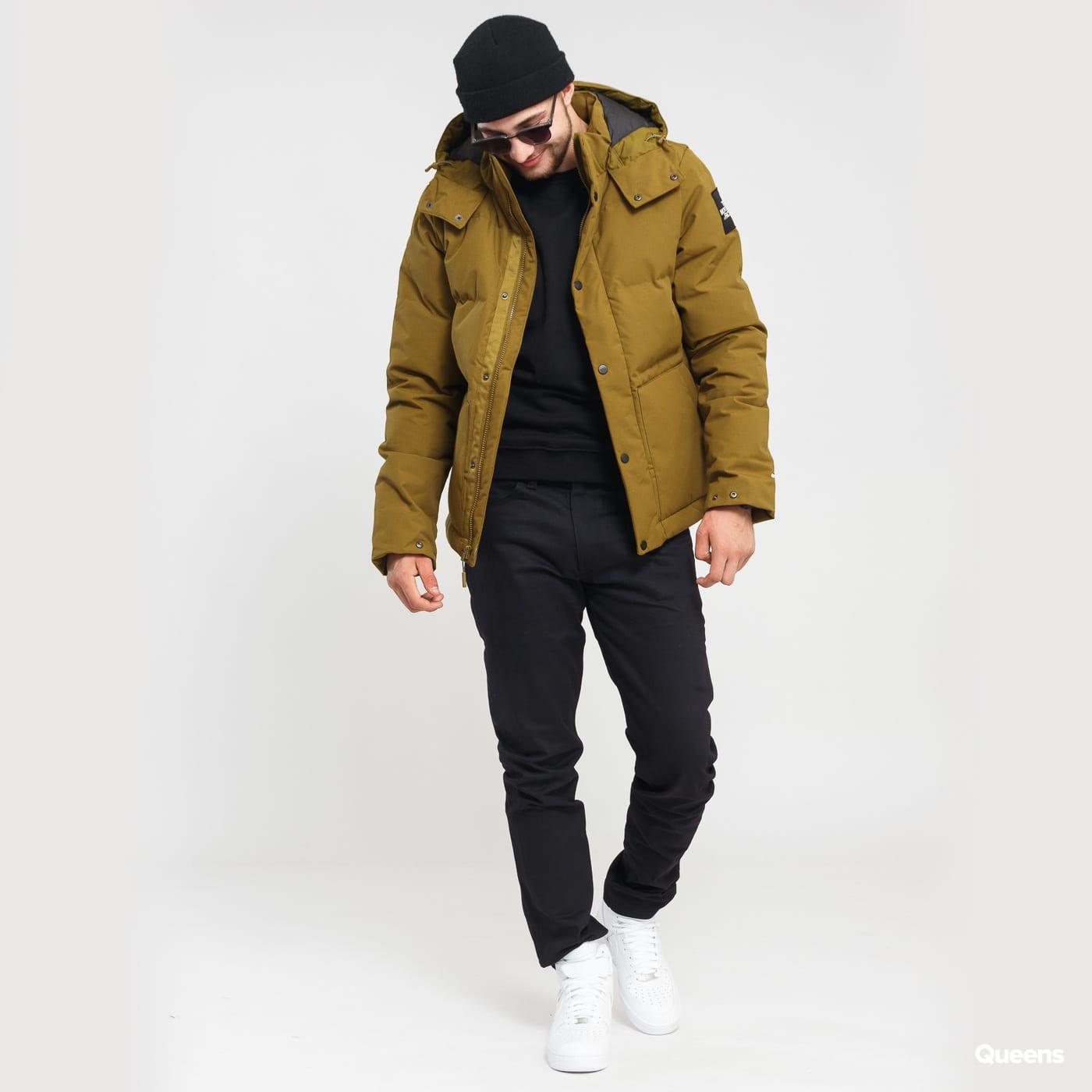Pánska zimná bunda The North Face M Box Canyon Jacket (T92TUBBEB)– Queens 💚 6c6aa3e26dc