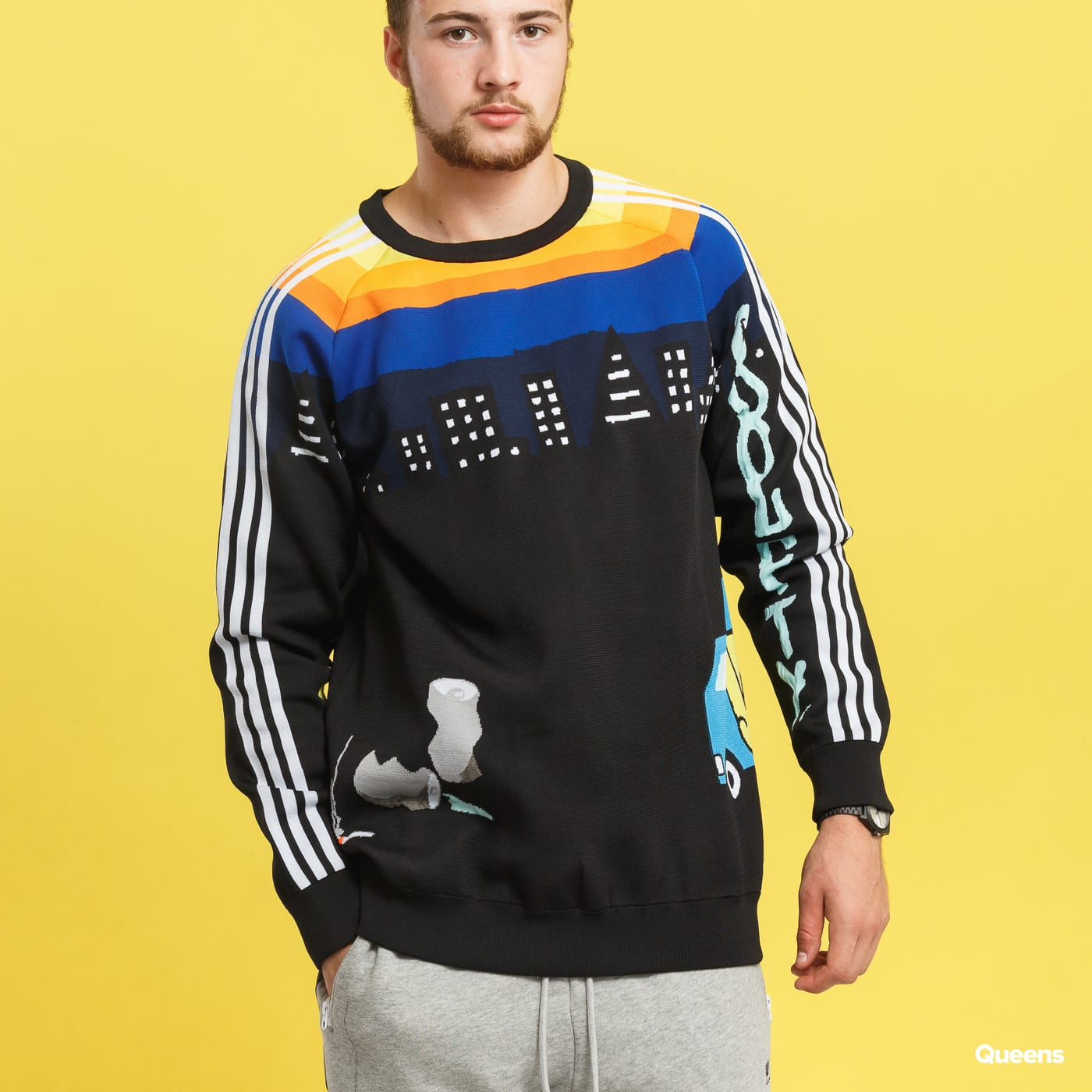 adidas Originals UAS Knit Tops multicolor