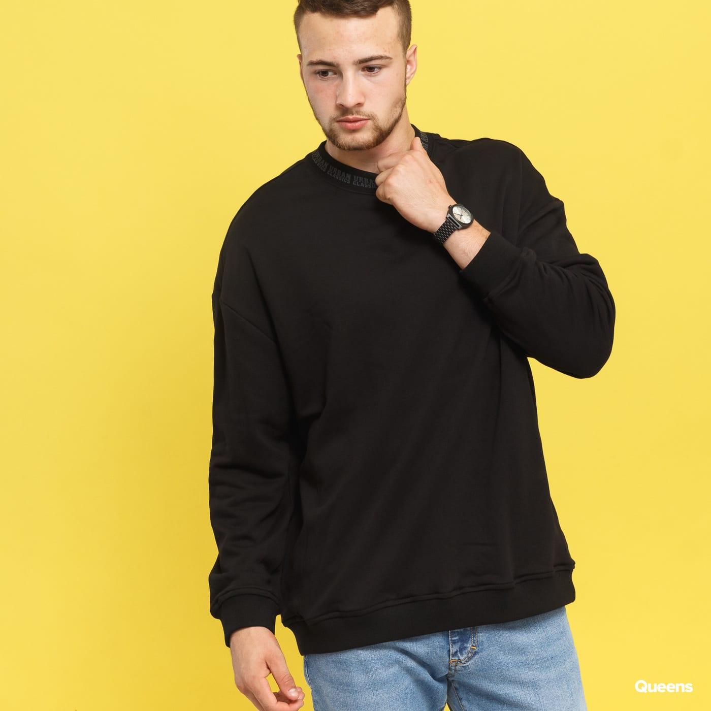 4537f88d7f Sweatshirt   Hoodie Urban Classics Oversize Logo Crew (TB2394)– Queens 💚