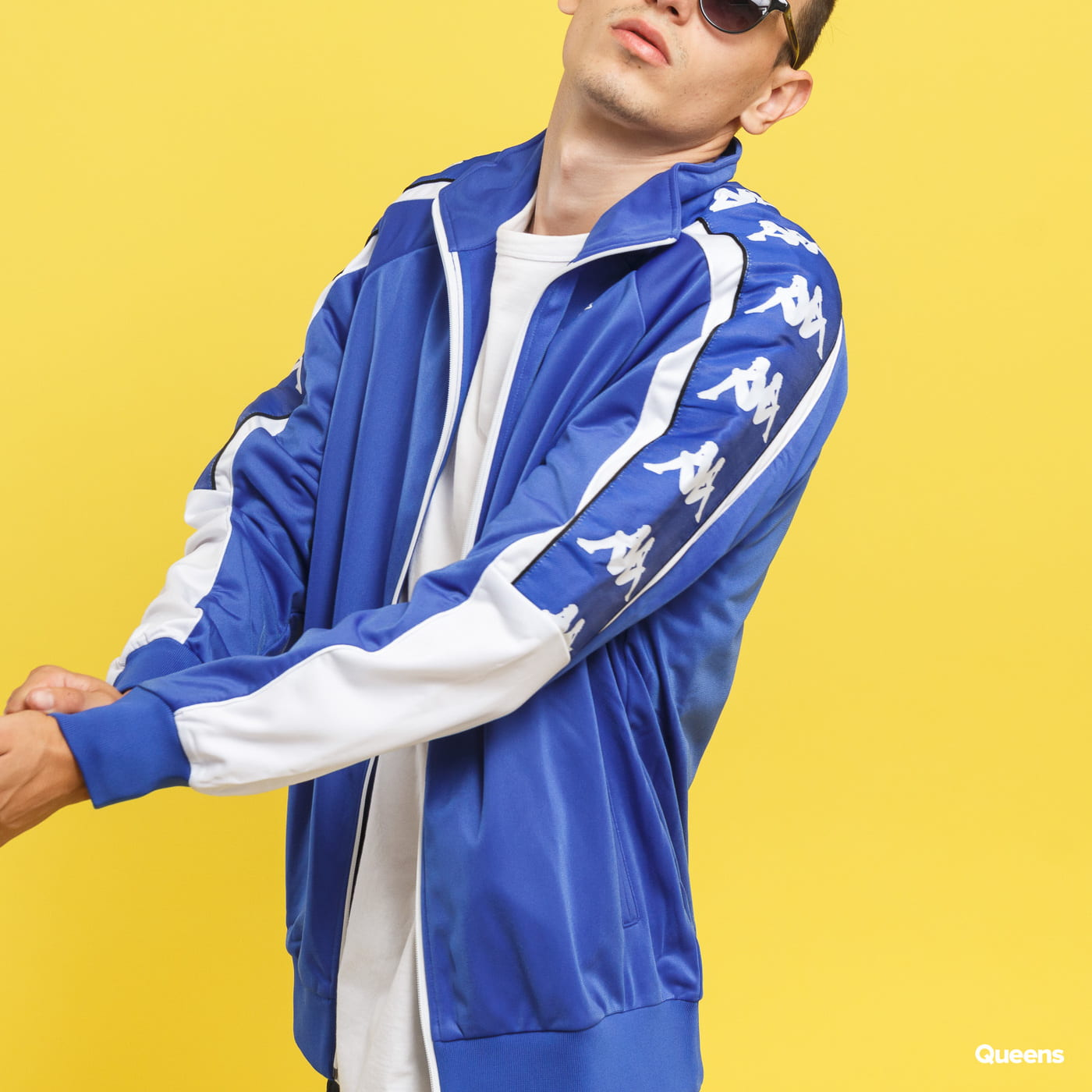 Kappa Banda 10 Ahran blau / weiß