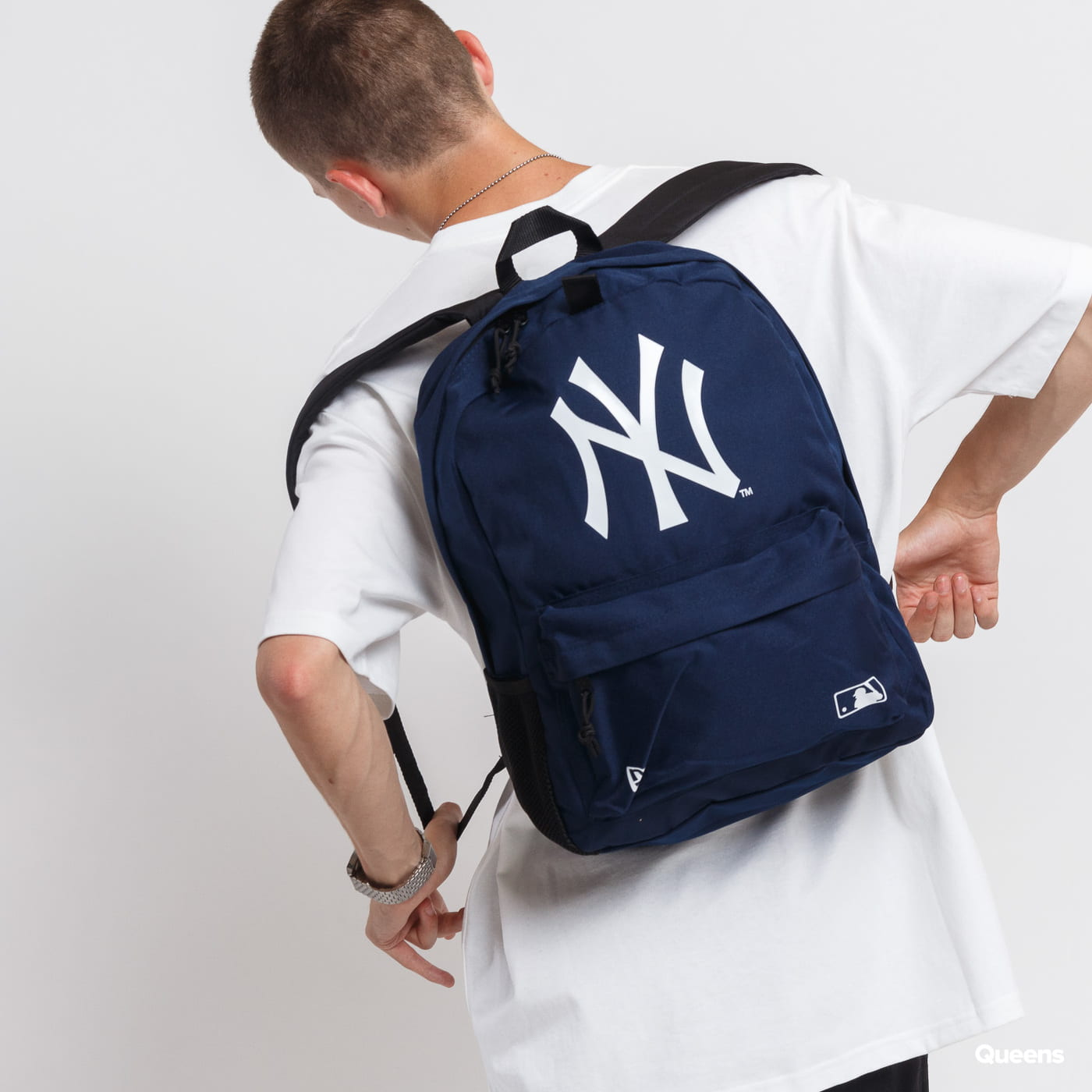 New Era MLB Stadium Pack NY navy