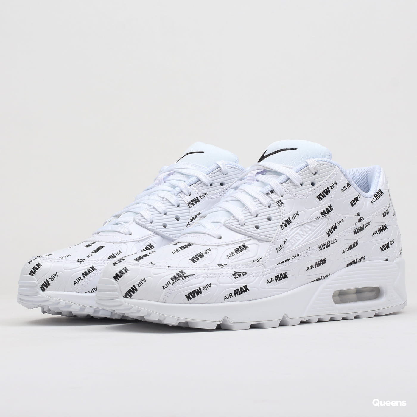free shipping d8f62 247df Sneakers Nike Air Max 90 Premium (700155-103)– Queens 💚