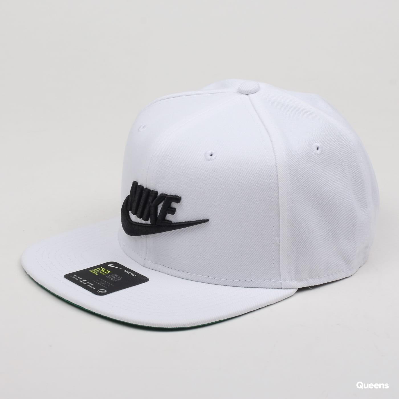 Nike U NSW Pro Cap Futura biela / zelená