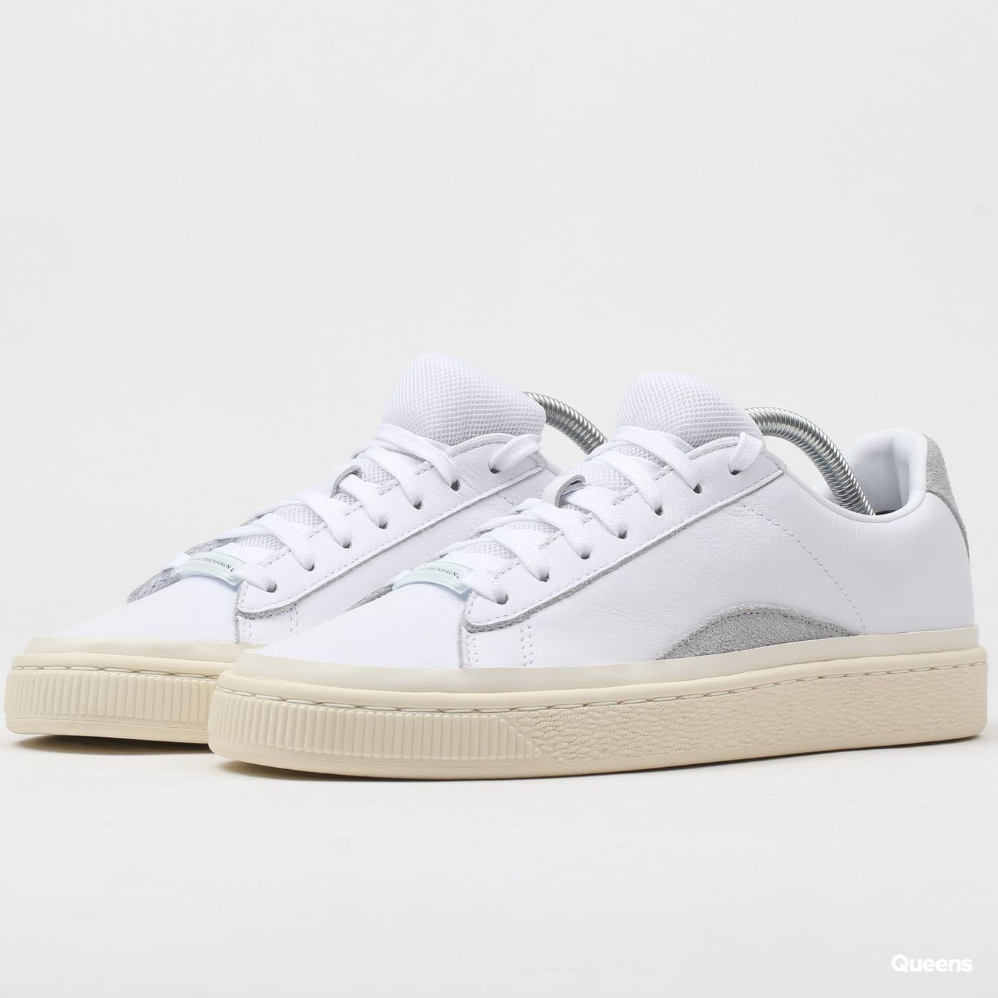buy popular 79544 9d233 Puma Basket x HAN KJOBENHAVN puma white - whisper white