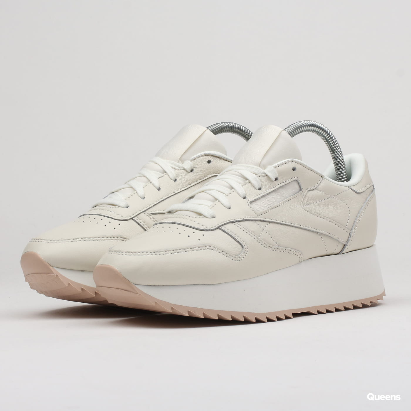 165b11c1585 Reebok Classic Leather Double (CN5491)– Queens 💚