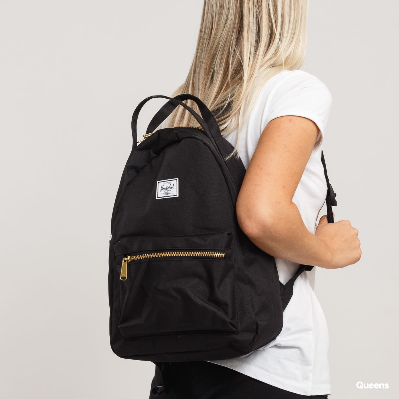 The Herschel Supply CO. Nova Small Backpack schwarz