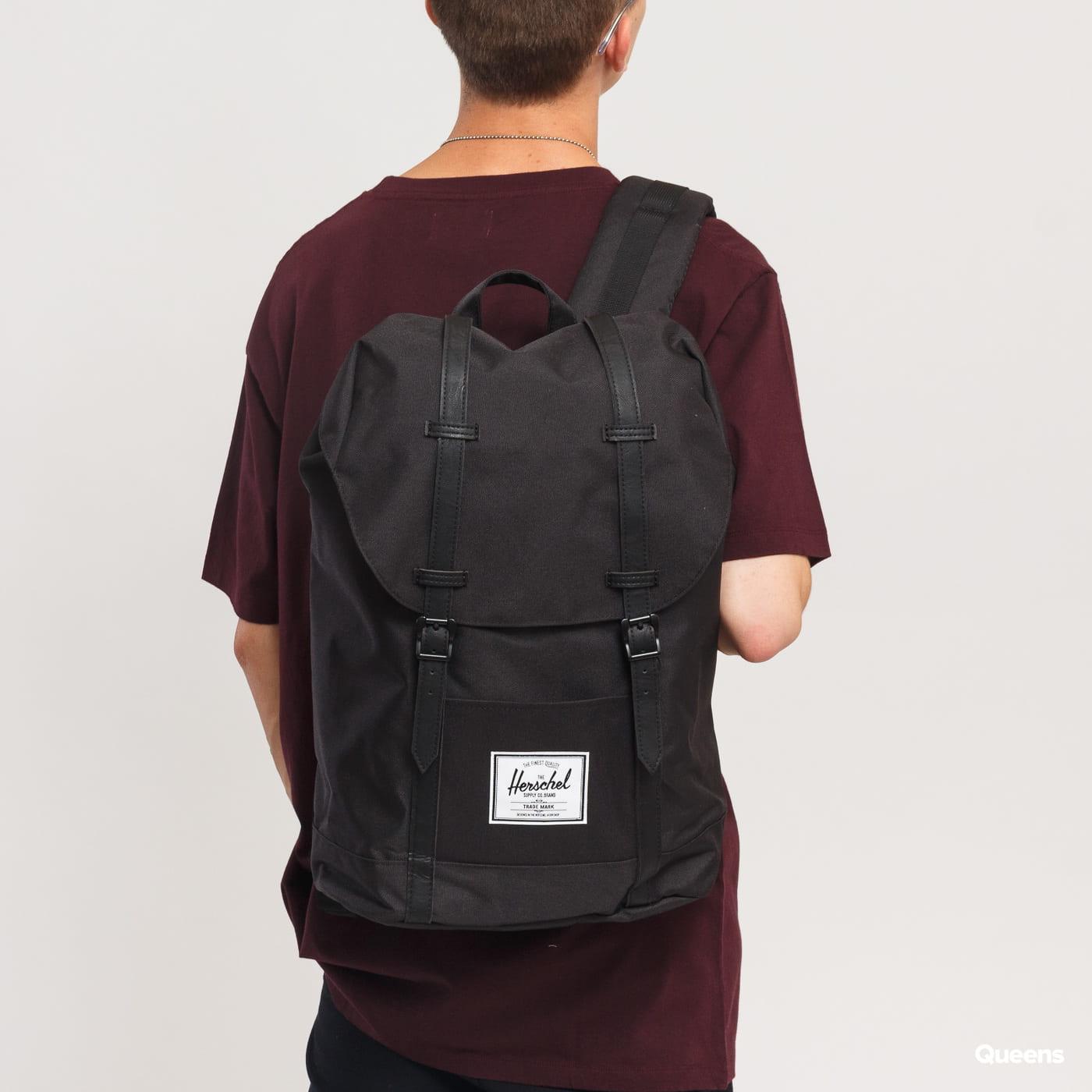 The Herschel Supply CO. Rerreat Backpack schwarz