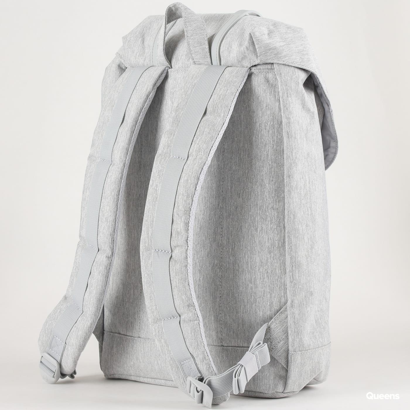 The Herschel Supply CO. Retreat Backpack grau melange