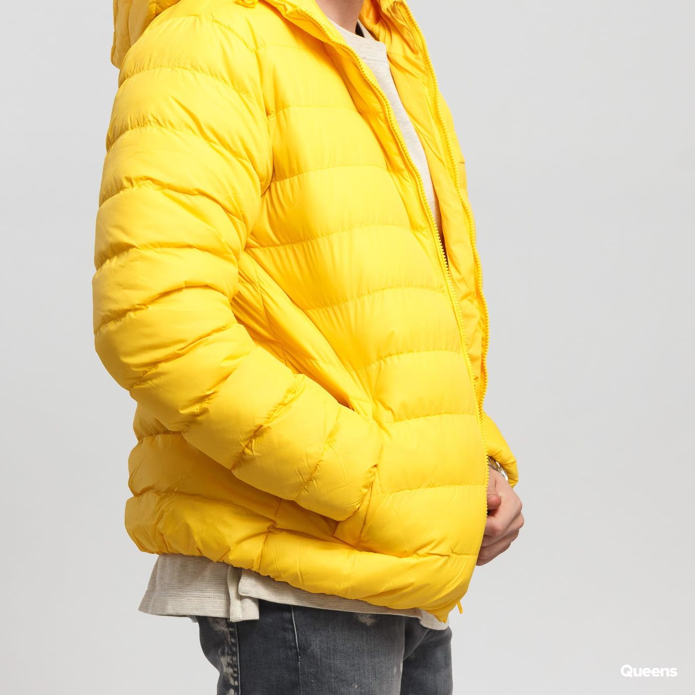 Urban Classics Basic Bubble Jacket gelb