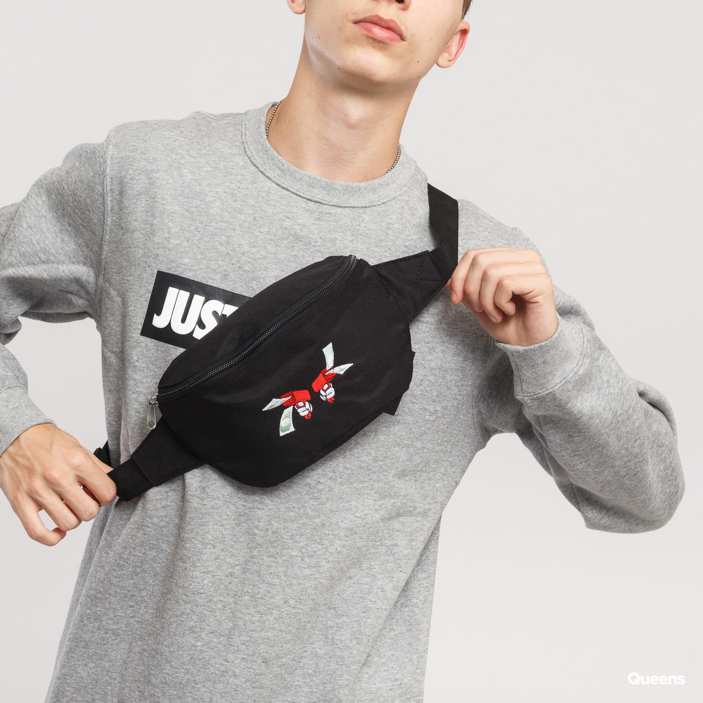 Urban Classics Money To Blow Waist Bag schwarz
