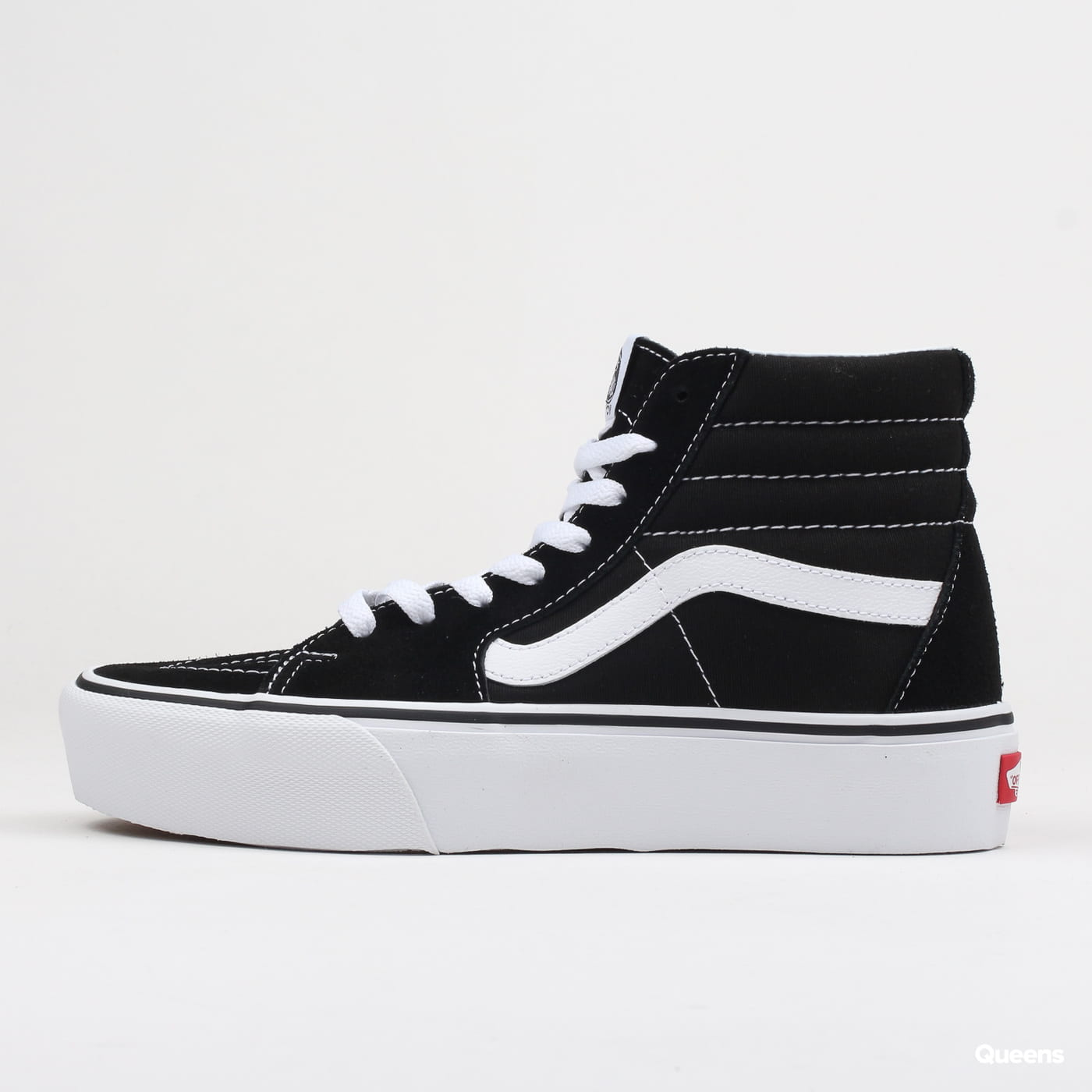 Vans SK8-HI Platform 2 black / true white