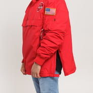 Alpha Industries NASA Anorak červená