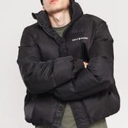 Daily Paper Core Puffer Jacket černá