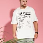 adidas Originals Kaval Graphic Tee bílé