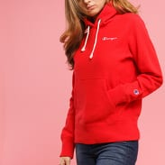 Champion Hooded Sweatshirt červená