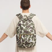 The Herschel Supply CO. Settlement Backpack krémový / camo zelený